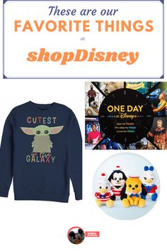 ShopDisney comes out with new and unique Disney products all the time. I asked my (mostly) Disney loving family what they would buy right now if they could. Disney World Souvenirs, Walt Disney World Vacations, Disney Trips, Disney Shopping, Disney Home, Disney Fun, Disney Style, Disney Vacation Outfits, Disney Themed Outfits