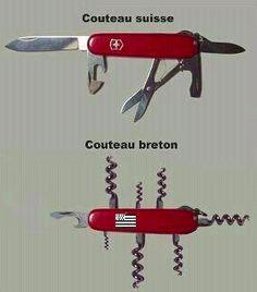 Le couteau breton ! - Breizhbook