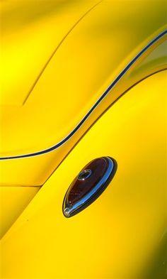 detail of yellow car Yellow Fever, Yellow Car, Yellow Submarine, Mellow Yellow, Bright Yellow, Black N Yellow, Color Yellow, Lemon Yellow, Green And Orange