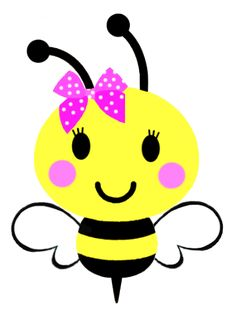 Honey Logo, Bee Pictures, Art For Kids, Crafts For Kids, Bee Drawing, Bumble Bee Birthday, Bee Images, Bee Cards, Barbie Birthday