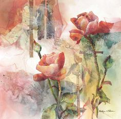2015 Art Workshops Art in the Mountains Fine Art Painting Workshop Watercolor Flowers, Watercolor Paintings, Floral Paintings, Watercolours, Art Aquarelle, Painting Workshop, Painting Gallery, Color Pencil Art, Pictures To Paint