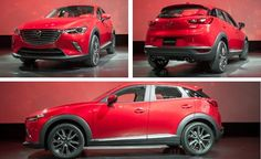 Mazda CX-3 Reviews - Mazda CX-3 Price, Photos, and Specs - CARandDRIVER