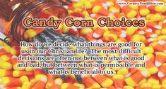 Candy corn is the top-selling Halloween candy and the most talked about candy…
