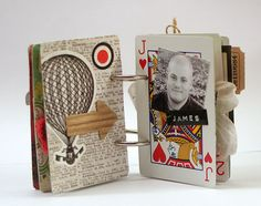 Mini Playing Card Album