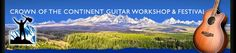 The Crown of the Continent Guitar Workshop & Festival is held on the shores of Flathead Lake each August and September and features workshops, as well as live musical performances.