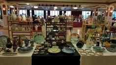 Grandma's Attic Antique & Collectors Fair - Allendale Centre, Wimborne, Dorset.