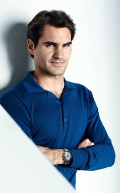 Roger Federer exclusive interview for The Telegraph, 2017.