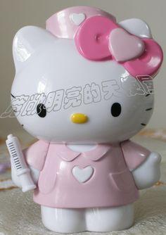 Genuine independence smooth group 7-11 sanrio hello kitty KT Nurses Day gifts girls favorite cartoon hellokitty-Taobao