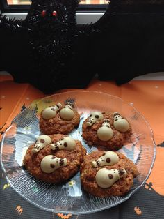 Get the recipe for White Chocolate Coconut Halloween Cookies White Chocolate Recipes, Halloween Cookies, Quick Easy Meals, Muffin, Coconut, Breakfast, Food, Morning Coffee, Easy Meals