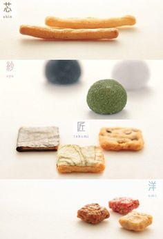 japanese rice crackers