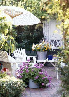 pretty patios