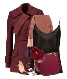 Scarf by mariacaniuca on Polyvore featuring polyvore, fashion, style, La Perla, Proenza Schouler, Miss Selfridge, Christian Louboutin, Anne Klein, BP. and clothing
