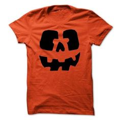 A great gift for your loved ones on Halloween 2017:  Halloween T-Shirt - Halloween Punkinhead 1 T-Shirt