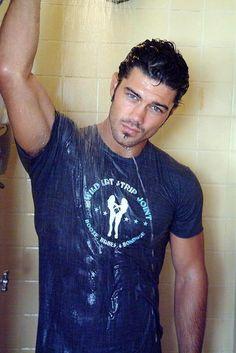 Ryan Paevey - Most Definitely Hottest Fitness Male Model Ryan Paevey, Mouille, Just Beautiful Men, Beautiful People, Perfect People, Gorgeous Guys, Beautiful Eyes, Wet T Shirt, Hommes Sexy