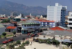 Costa Rica, San Jose, Capitol City, Skyline From The National ...