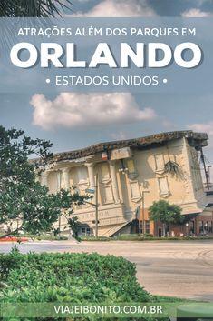 Orlando, atrações além dos parques. #orlando #estadosunidos #viagem  #dica #ferias #viajar
