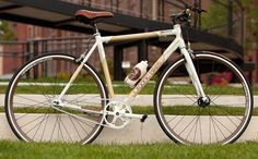 Organic Bikes Say, Re-Think Your Ride, Consider a Bamboo Bicycle : TreeHugger