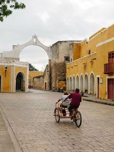 Izamal..Yucatan..Mexico