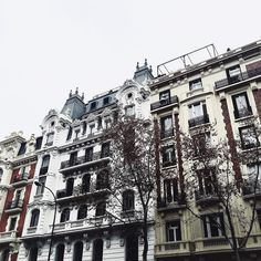 Kinda cloudy day in#Madrid by mordovas