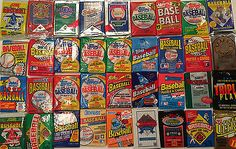 cool 10 Unopened PACKS of Vintage Old Baseball Cards frm Wax Box Case 1987-1992 - For Sale View more at http://shipperscentral.com/wp/product/10-unopened-packs-of-vintage-old-baseball-cards-frm-wax-box-case-1987-1992-for-sale-2/