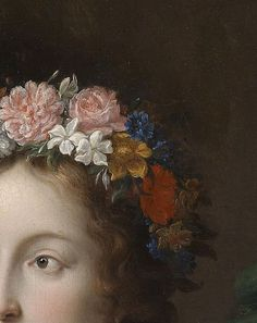 Cesare Dandini (1595–1658) Allegory of Intelligence (Detail) Oil on canvas, 1656: