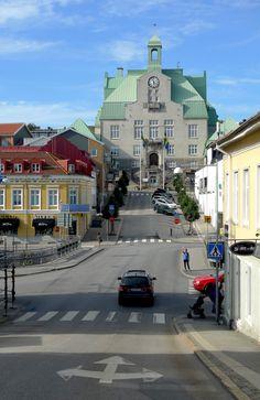 Town Hall, Strömstad