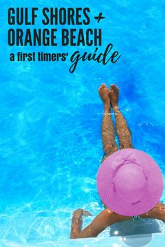A perfect introduction if you've never had a vacay in Gulf Shores or Orange Beach, Alabama