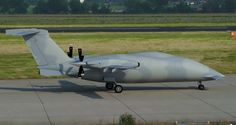 "Piaggio Aero P.1HH ""HammerHead"" Unmanned Aerial System (UAS)"