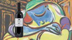 Dégustation et Test du Château de Montalbret 2014 par le Blog du vin de Tastavin. #vinrouge #dégustation #saint-émilion #blogvin #vinrouge #tastavin #picasso