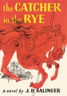 The Catcher In the Rye - one of my all-time favs