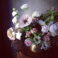 {design & décor | colour inspiration : smokey violet & dusky lavender}