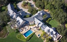 Don Johnson's Former House, 875 Knollwood Dr Montecito, CA 93108 - page: 1 #mansion #dreamhome #dream #luxury http://mansion-homes.com/dream/don-johnsons-house/