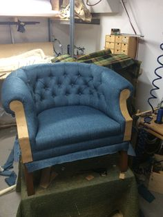 Custom Upholstery in Vancouver B. Tub, Love Seat, Accent Chairs, Upholstery, Armchair, Household, Couch, Furniture, Home Decor