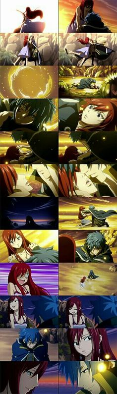 OH MY GOD THIS SCENE WAS SO GREAT AND THEN FIANCÉ IDIOT JELLAL
