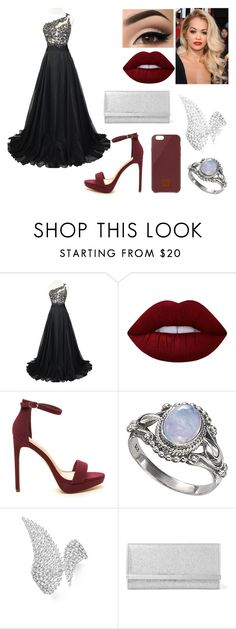 """Untitled #294"" by kora-muffin on Polyvore featuring Lime Crime, Messika, Jimmy Choo and Native Union"