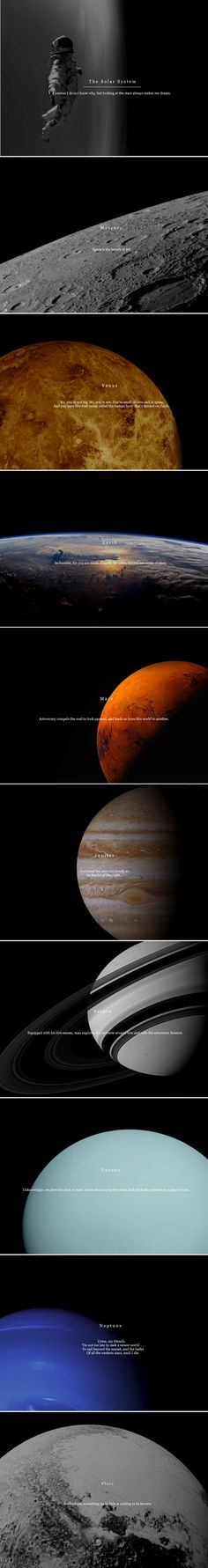 The Solar System + Pluto: Someday death will take us to another star