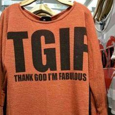 I need this!! Happy Friday!!