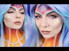Otherworldly Beauty | NYX Face Awards 2016 - YouTube