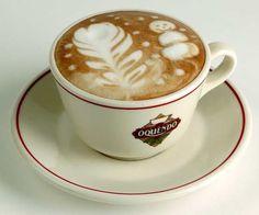 coffee // latte art