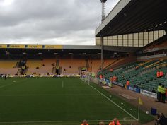 Norwich Away Day