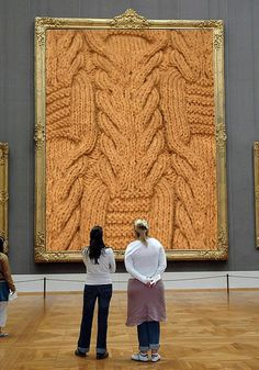 Knitting Art is always an Art | Flickr - Photo Sharing!