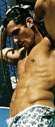 David Gandy's Best Shirtless Moments