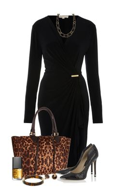 Michael Kors by sil-engler on Polyvore featuring polyvore, fashion, style, MICHAEL Michael Kors, Michael Kors and clothing