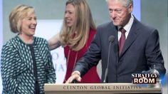 The Clintons are moving ahead with plans to downsize their controversial foundation's network of offshoots, a decision carried out as the powerful family's political influence wanes and its once-lengthy donor list shrinks.
