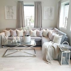 So cozy and inviting by @ma_house