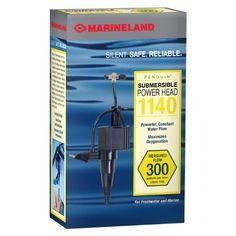 Marineland - Aquaria - AMLPH1140 Penguin 1140 Power Head 300Gph