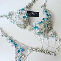 Wedding Night Lingerie, Bikini Competition Suits, Bh Set, Exotic Dance, Bikini Workout, Bikini Fitness, Ice Princess, Lingerie Outfits, Hip Bones