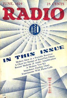 Radio Broadcast - march 1929