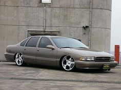 Classic Car News Pics And Videos From Around The World 1996 Impala Ss, Chevy Impala Ss, Chevy Ss, Chevrolet Caprice, Chevrolet Bel Air, Chevrolet Chevelle, Classic Car Insurance, Gm Car, Old School Cars