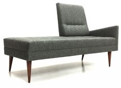 """Hand-Crafted by Us! Atomic Chair Company  The Oliver Settee  60"""" Length Shown $1800"""